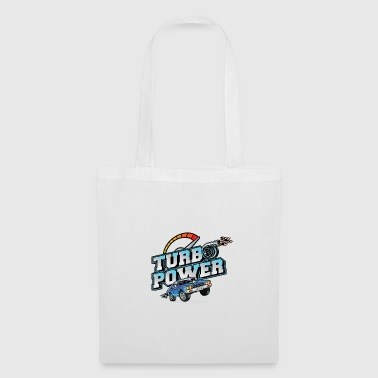 Turbo Power Tuning chemise - Tote Bag