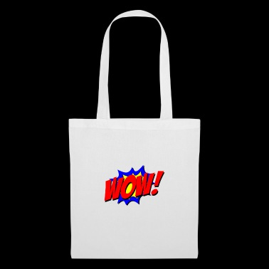 Wow comique - Tote Bag