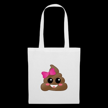 Cadeau de Poo kawaii - Tote Bag