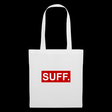 cool SUFF red-white - Tote Bag