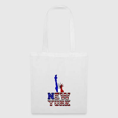 Liberté de New York - Tote Bag