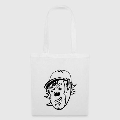 Logo Cheeky Monkey - Tote Bag