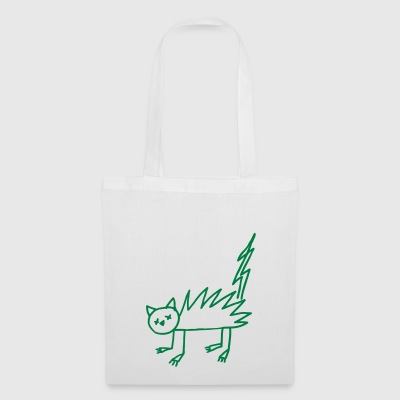 Halloween Undead flash chat Zombie - Tote Bag