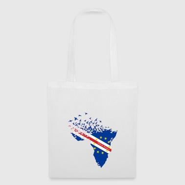 Flying / Caboverde - Tote Bag