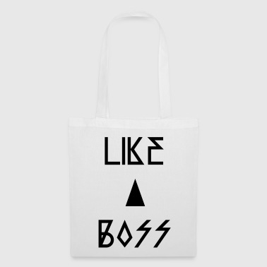 Like ▲ Boss  - Stoffbeutel
