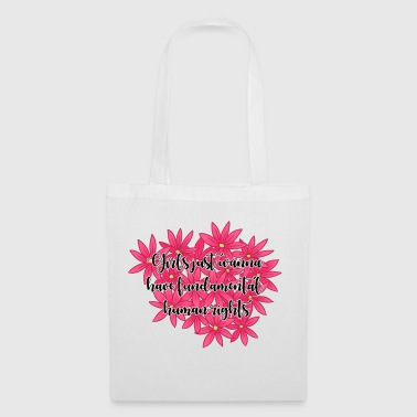 Girls just wanna have fun(damental human rights) - Tote Bag
