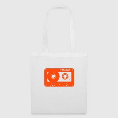 Tape Techno - Tote Bag