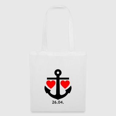 26.04. Relationship design for men & women - Tote Bag