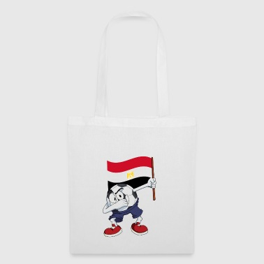 Egypte tamponnant Football - Tote Bag