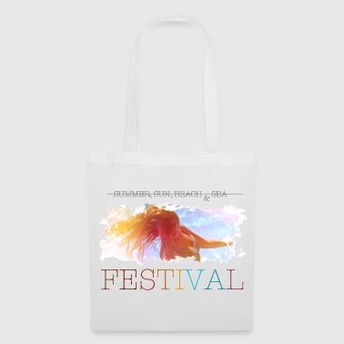 Festival Summer - Tote Bag