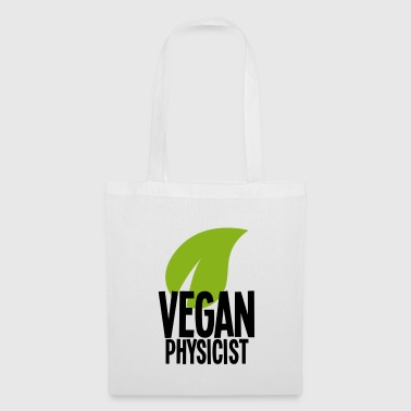 Vegan Physicist - Stoffbeutel