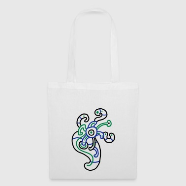 serpents chaman - Tote Bag