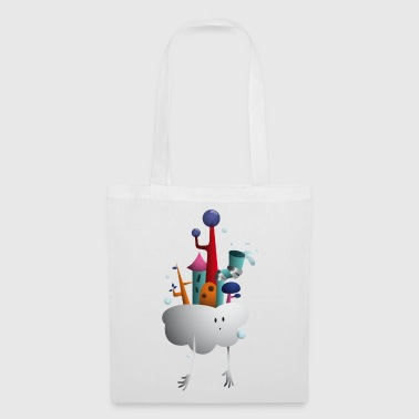 Village Nuage - Tote Bag