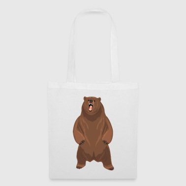 Grizzly - Tote Bag
