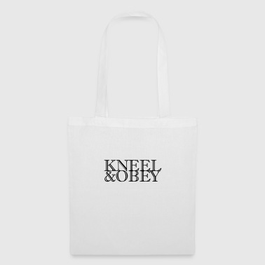 Agenouillez & Obey - Tote Bag