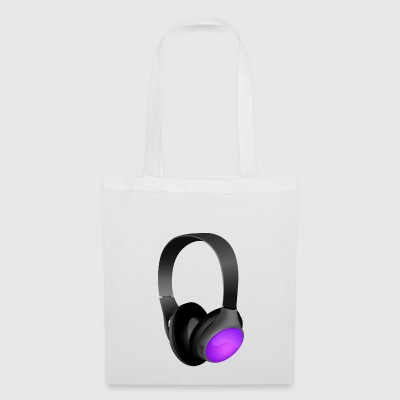 headphone - Tote Bag