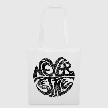 Never Settle - Tote Bag