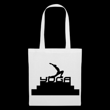 Yoga figure gift - Tote Bag