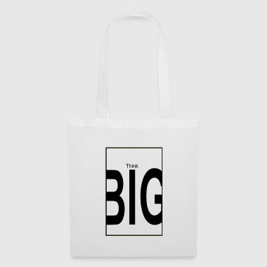 think big - Tote Bag