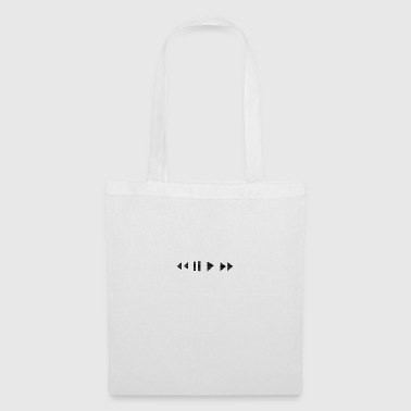 Play buttons - Tote Bag