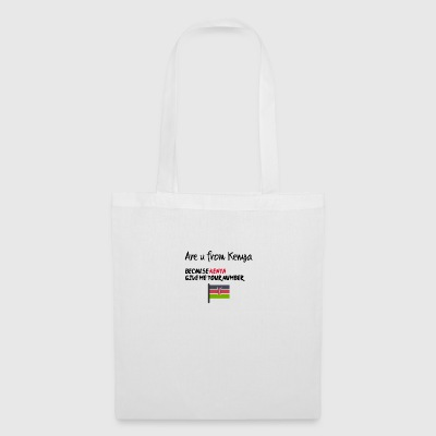 Are you from Kenya - Tote Bag
