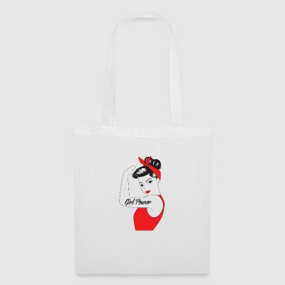 Pin-up / Rockabilly / '50: Girl Power - Borsa di stoffa