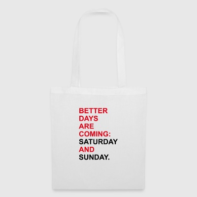 weekend - Tote Bag