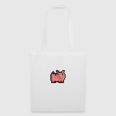 Retro pig - Tote Bag