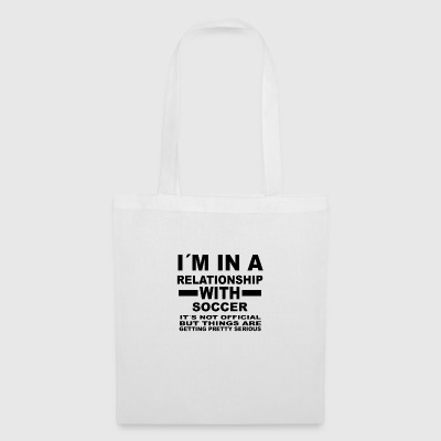 Relationship with SOCCER - Tote Bag