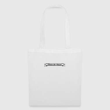 trick or threat - Tote Bag