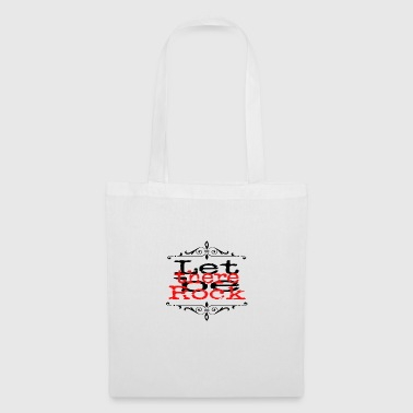 Let there be Rock - Tote Bag