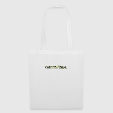 camouflage - Tote Bag
