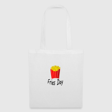Fries Day - Friday gift - Tote Bag