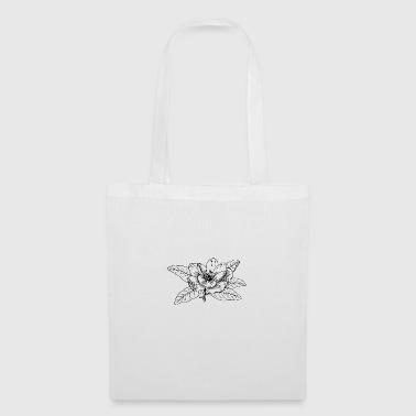 Illustration Magnolia - Tote Bag