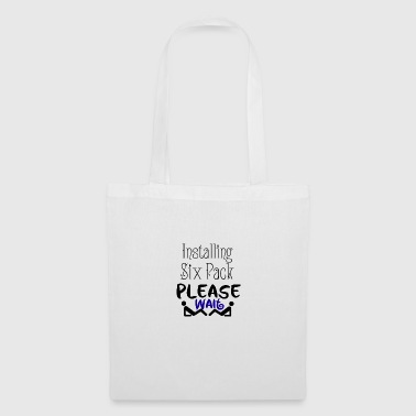 Installation six pack - Tote Bag