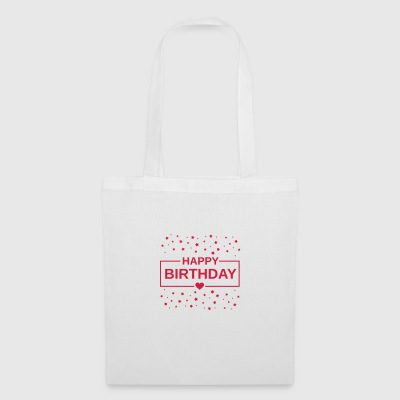 happy Birthday - Tote Bag