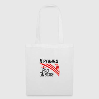 Kizomba Pro - On Stage black - Pro Dance Edition - Tote Bag