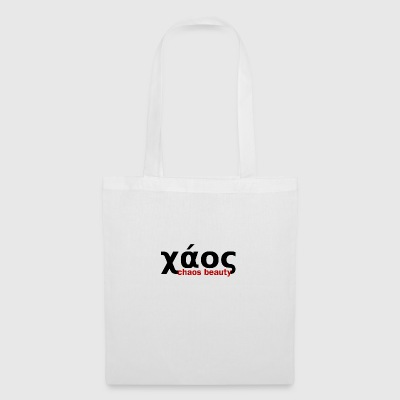 chaos in greek - Tote Bag
