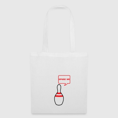 Bowling / Bowler: Spare Me - Tote Bag