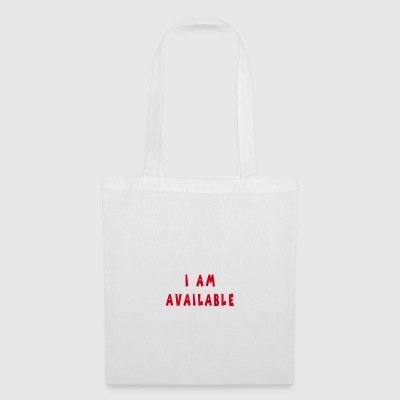 Am Available - Tote Bag