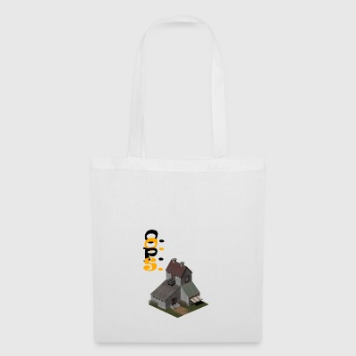 3D house - Tote Bag