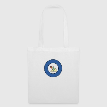Behind the cactus - Tote Bag