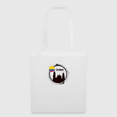 Colombia T-Shirt - Tote Bag