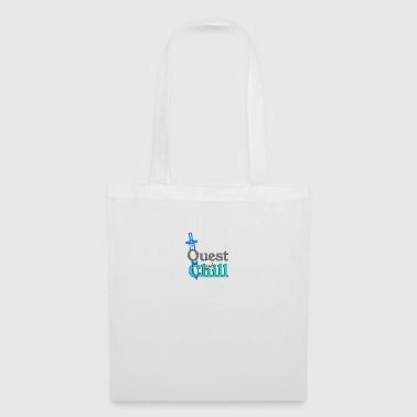 Quest and Chill - Tote Bag