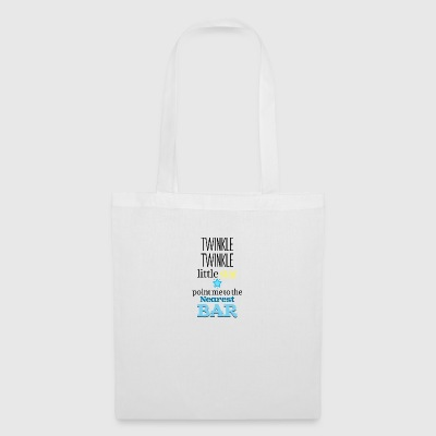 Twinkle twinkle little star - Tote Bag