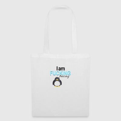 Je baise le gel - Tote Bag