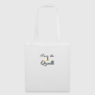 Save the Queen - Tote Bag