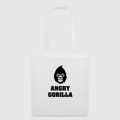 angry_gorilla - Stoffbeutel