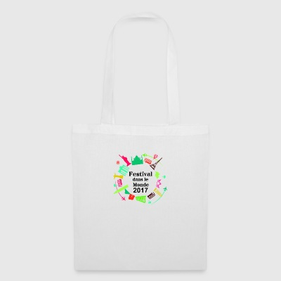 FESTIVAL OF THE WORLD 2017 - Tote Bag