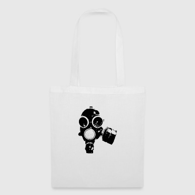 masque à gaz - Tote Bag